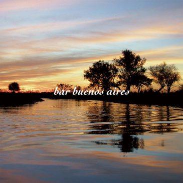 【Past】bar buenos aires のラジオ番組が始まります。